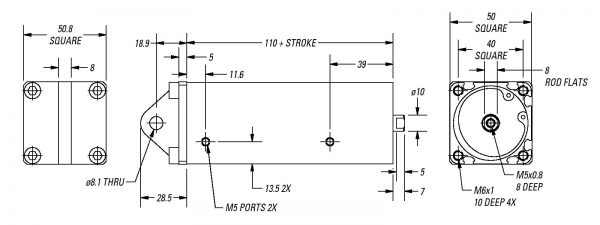 M32DU drawing