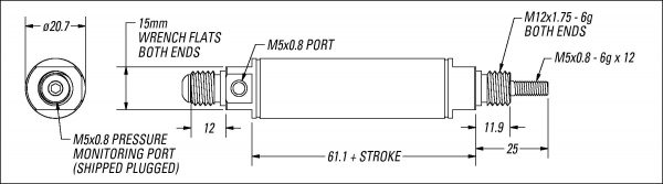 MP16SSV