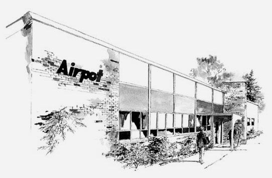 AIRPOT CORPORATION COMPANY HISTORY
